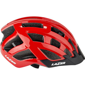 Lazer Compact Casco, red